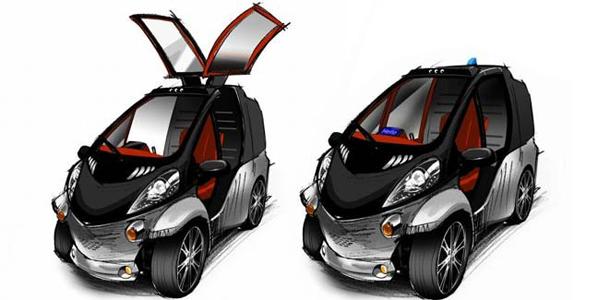 El Toyota Smart 'Insect', el coche que nos reconoce
