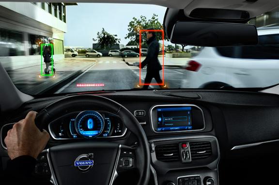 Volvo V40, analizamos su seguridad