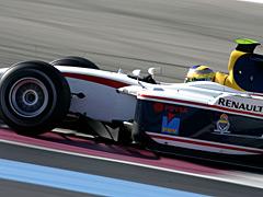 Tests GP2: Maldonado, en forma
