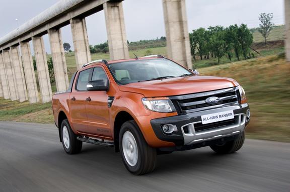 Nuevo Ford Ranger 2012