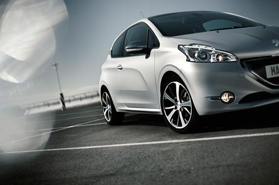 Así es el nuevo Peugeot 208