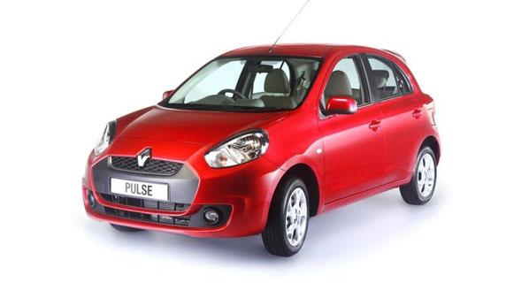 Llega el Renault Pulse