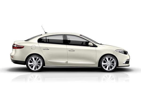 Nuevos Renault Fluence y Renault Symbol