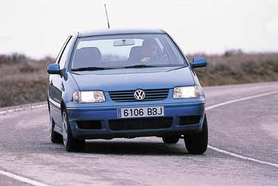 Peugeot 206 1.4 XS / Volkswagen Polo 1.4