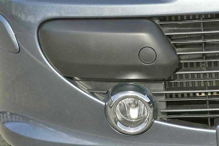 Peugeot 307 SW detalles