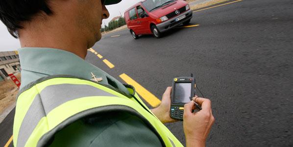 Objetivo DGT: cobrar rápido las multas