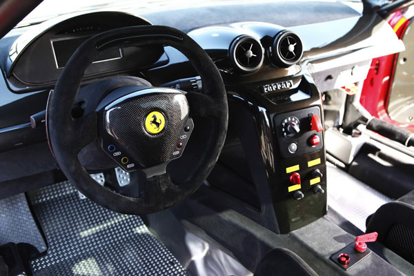 Ferrari 599XX Evolution Pack