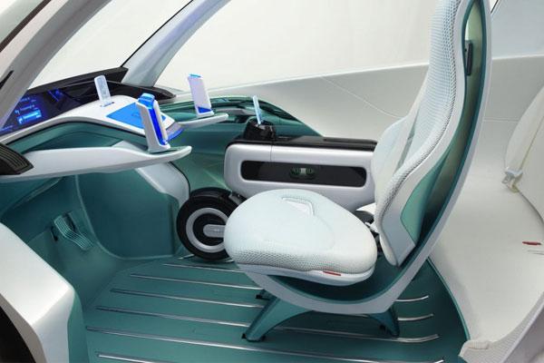 Honda Micro Conmuter Concept