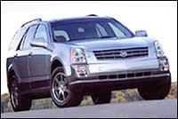 Cadillac desvela las primeras imágenes del SRX