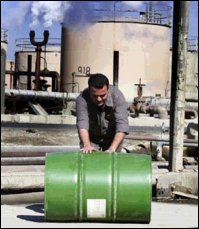 Irak exporta más petróleo
