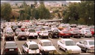 Las ventas de vehículos de segunda mano, regular
