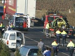 Mueren 28 personas en las carreteras