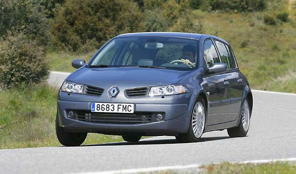 Renault Mégane, el más vendido de 2007