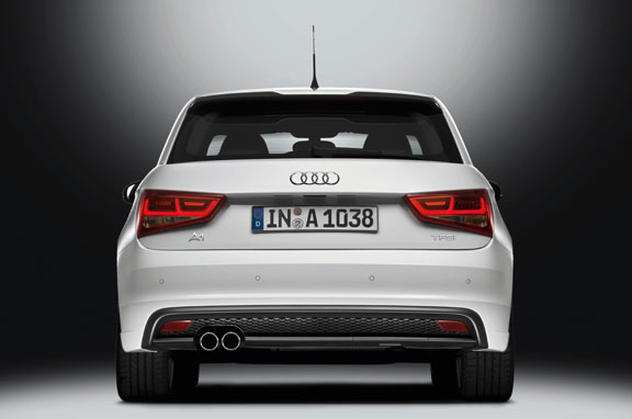 el audi a1 1 4 tfsi 185 cv desde euros. Black Bedroom Furniture Sets. Home Design Ideas