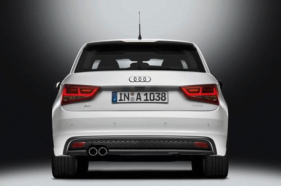 Nuevo Audi A1 1.4 TFSI 185 CV