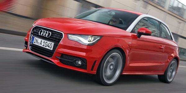 El Audi A1 1.4 TFSI 185 CV, desde 27.300 euros