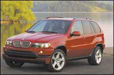 BMW llama a revisión al X5
