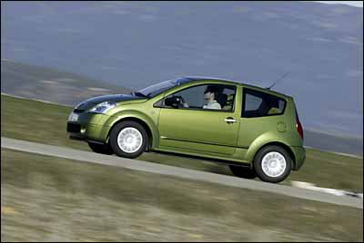 Citroën C2 HDI