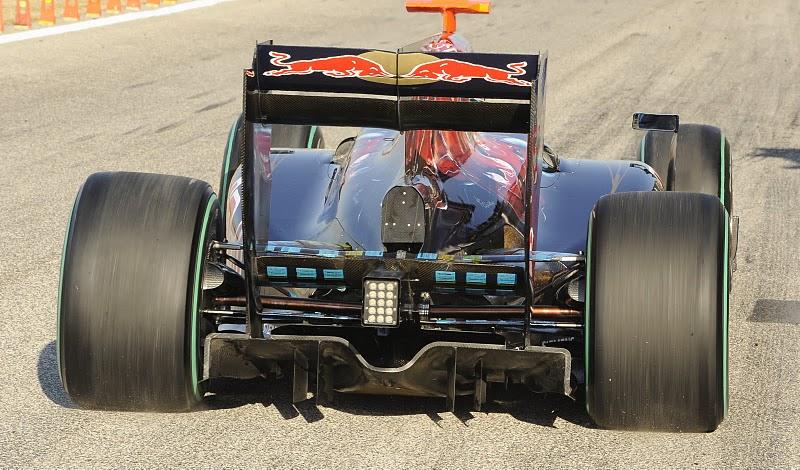 Test 2 Cheste F1