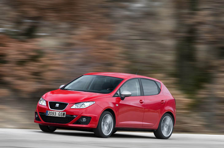 seat ibiza fr 2 0 tdi 143 cv. Black Bedroom Furniture Sets. Home Design Ideas