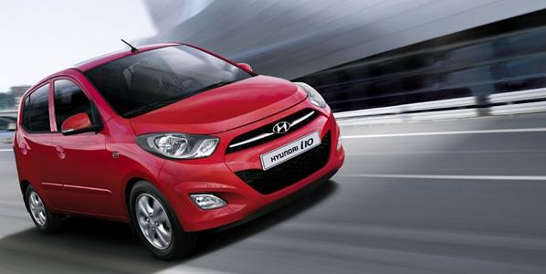 Hyundai i10 2011, el pequeño crece