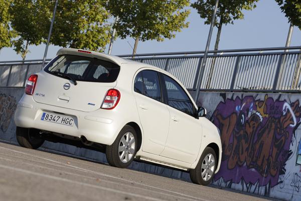 Fiat 500 0.9 Turbo Twin Air vs Nissan Micra 1.2G DIG-S y Skoda Fabia 1.2 TSI