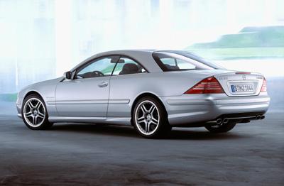 Mercedes-Benz en el Salón de Ginebra 2003