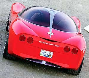 Chevrolet Corvette Moray