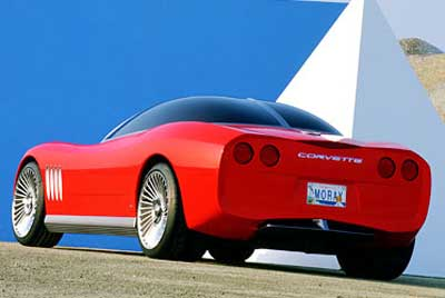 Chevrolet Corvette Moray