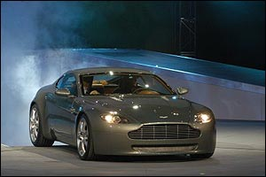 Aston Martin: valores inmutables