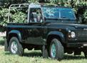 Versión mejor equipada del Defender, en el stand de Land Rover