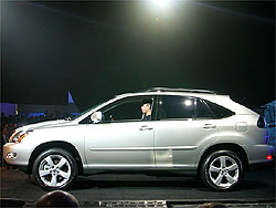 Nuevo Lexus RX330