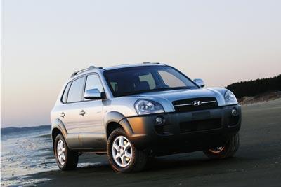 Hyundai en Ginebra 2004