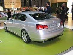 Ginebra 2004: Lexus