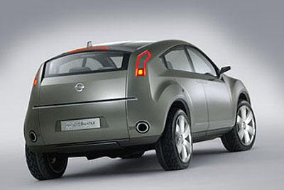 Nissan Qashqai Ginebra