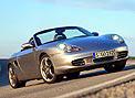 Edición especial del Porsche Boxster