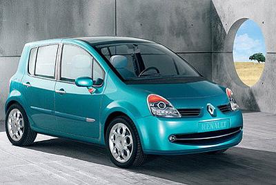 Renault apuesta fuerte con el Modus