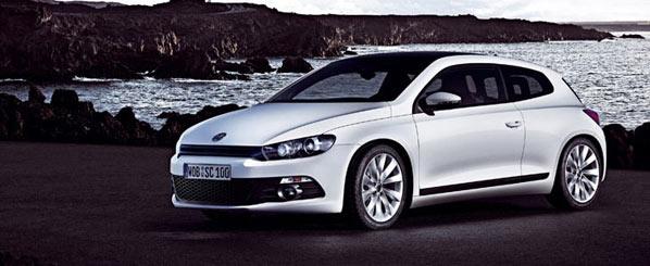 Se desvela el Volkswagen Scirocco