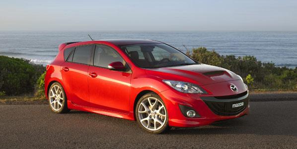 Mazda 3,5 y 6 a revisión