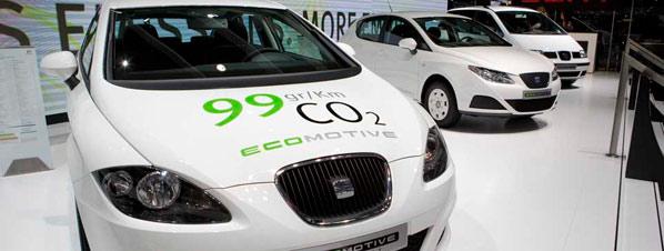 Seat León Ecomotive Concept