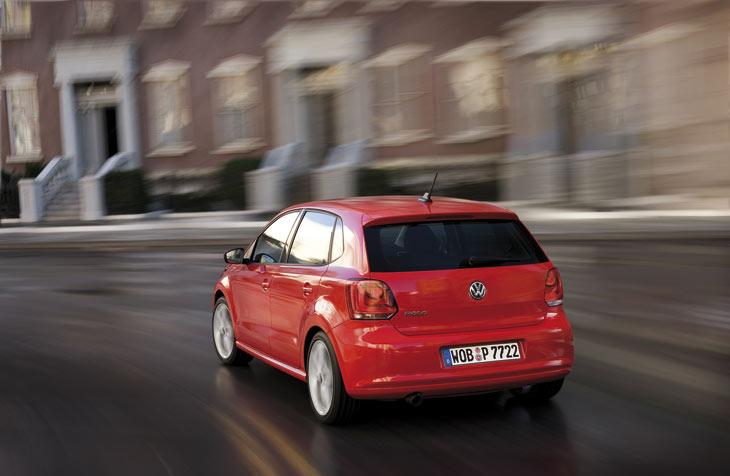 Nuevo Volkswagen Polo en Ginebra.