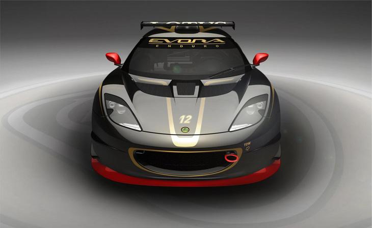 Lotus Evora Enduro GT Concept.