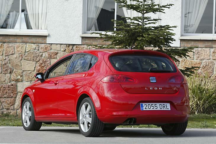 Seat León 2.0 TFSi Sport Up