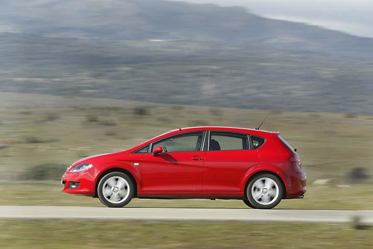 El León TFSi muestra su temperamento en carretera, pero no resulta brusco en una conducción relajada.
