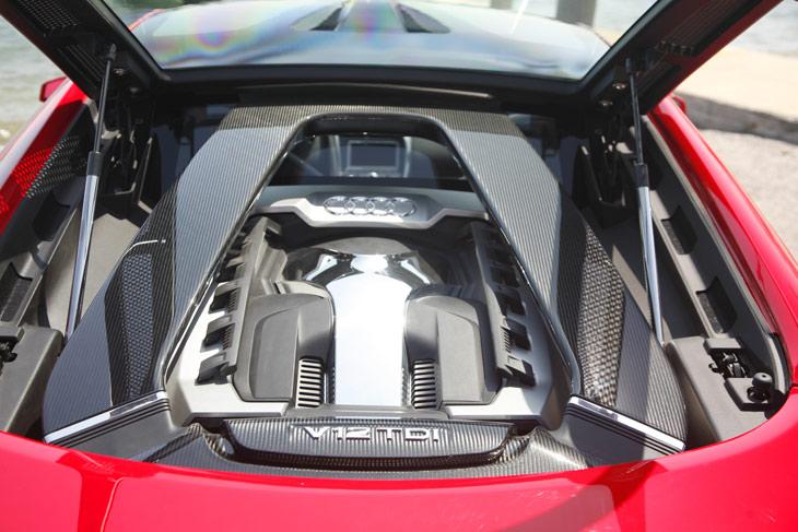 Audi R8 V12 Le Mans Concept