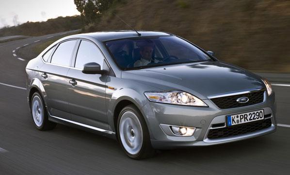 Cambios en la gama Ford