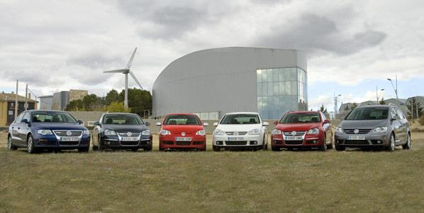 Gama Volkswagen BlueMotion