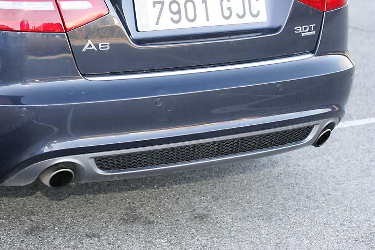 Audi 6 3.0T, al detalle