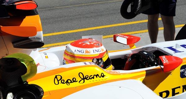 F1: Entrenamientos libres GP de Malasia