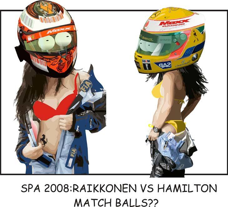 Chicas de F1